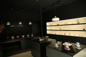 Arita Porcelain Lab boutique Arita interieur